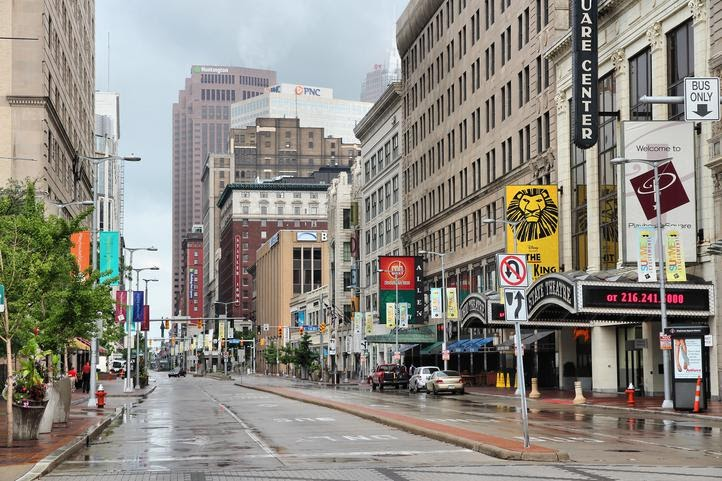 Oakland Detroit St Louis Among U S Cities With Highest